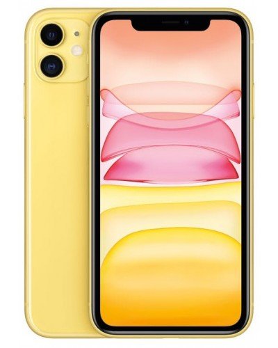 Iphone 11 128GB Dual Yellow