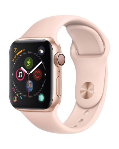 Apple Watch Series 5 GPS 44mm MWVE2 Rose Gold